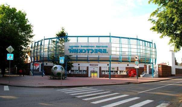 Обласний спортивний комплекс Брестський