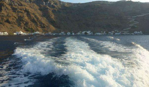 Острів Тирасия