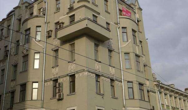 Прибутковий будинок Я. М. Філатова - «Будинок під чаркою»