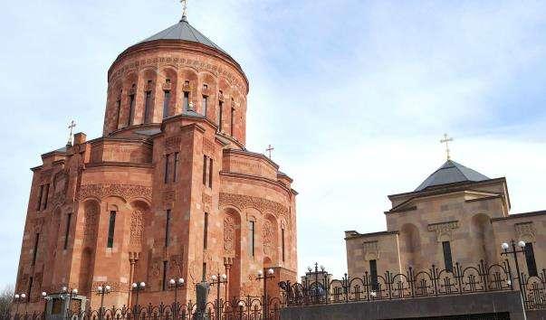 Вірменський храмовий комплекс