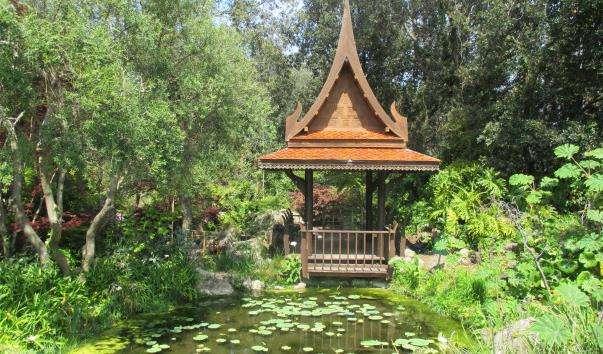 Ботанічний сад Ла Мортелла