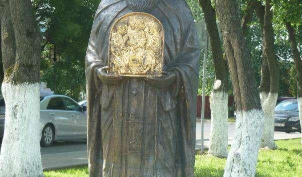 Памятник преподобному Герасиму