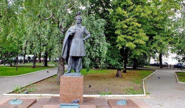 Памятник Пушкіну на Арбаті