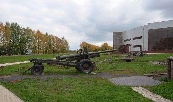 Музей-заповідник «Прохоровское поле»