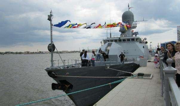 Набережна Астрахані