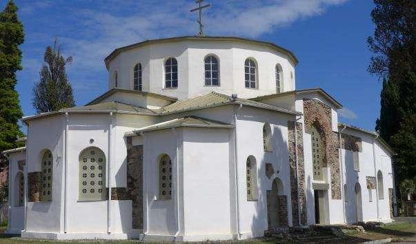 Успенський собор монастиря Драндського
