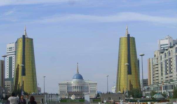 Резиденція президента Республіки Казахстан «Акорда»