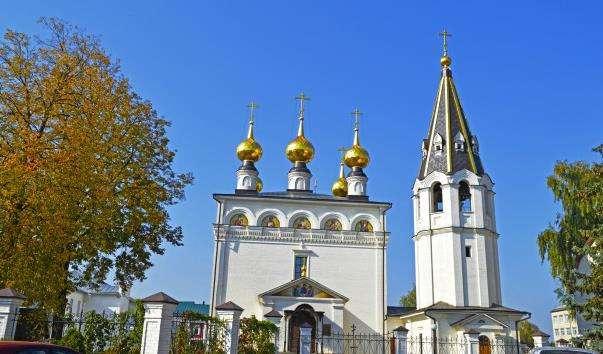 Городецький Феодорівський монастир