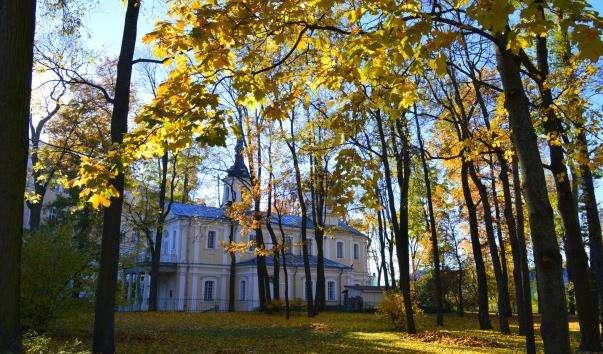 Знаменська церква