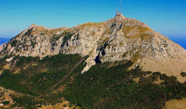 Національний парк Ловчен