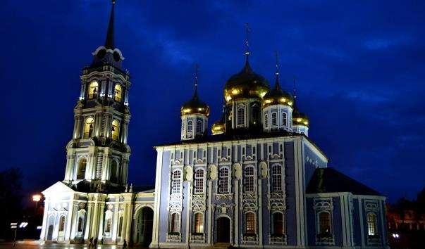 Успенський собор Тульського кремля