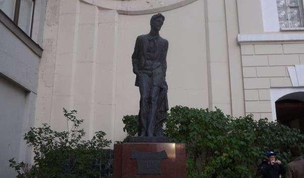Памятник А. П. Чехова