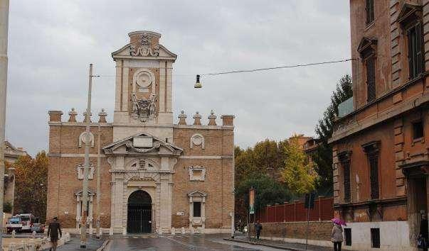 Ворота Пія