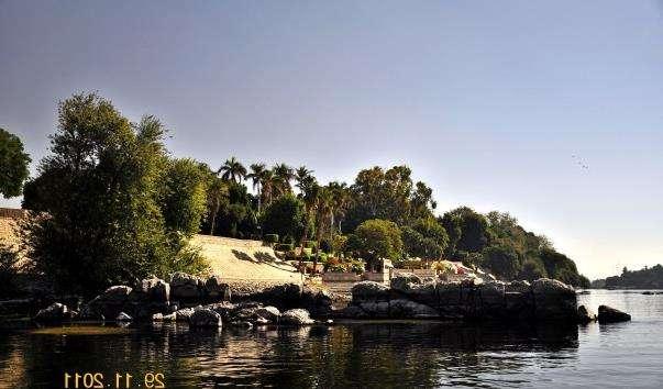 Ботанічний сад Асуана