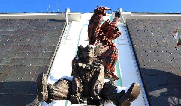 Музей-майстерня Зураба Церетелі в Москві