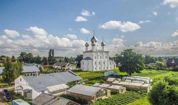 Церква Спаса на Пісках в Ростові Великому