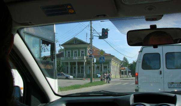 Будинок Засецких