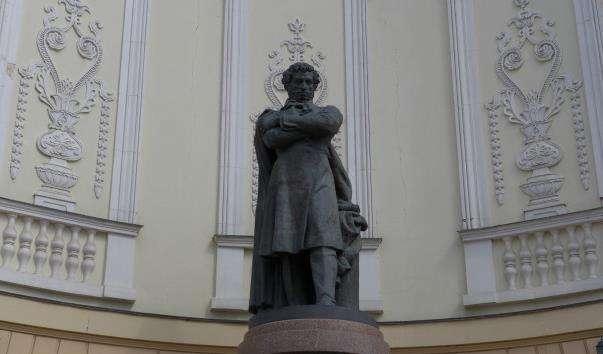 Памятник А. С. Пушкіна в Казані