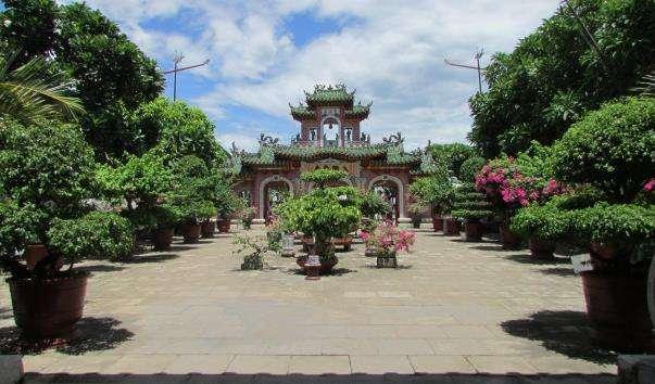 Старий центр міста Хойан