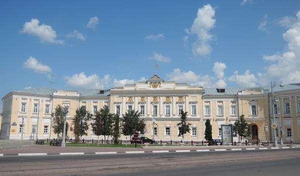 Будівлю адміністрації міста Твері