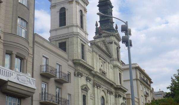 Собор Успіння Пресвятої Богородиці в Будапешті