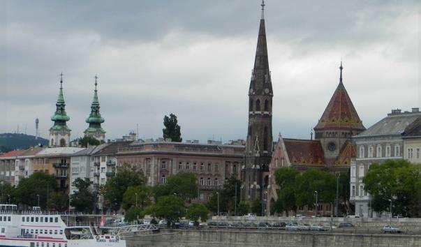 Кальвіністська церква в Будапешті