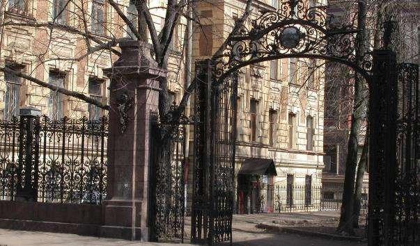 Мохова вулиця в Санкт-Петербурзі