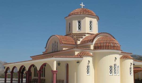 Православна церква в селі Спиляй