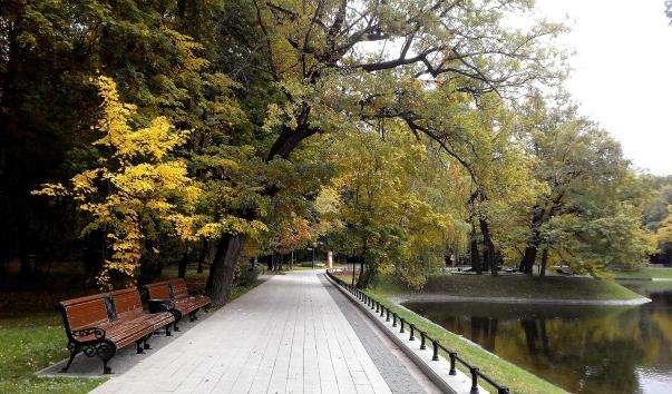 Парк «Останкіно»