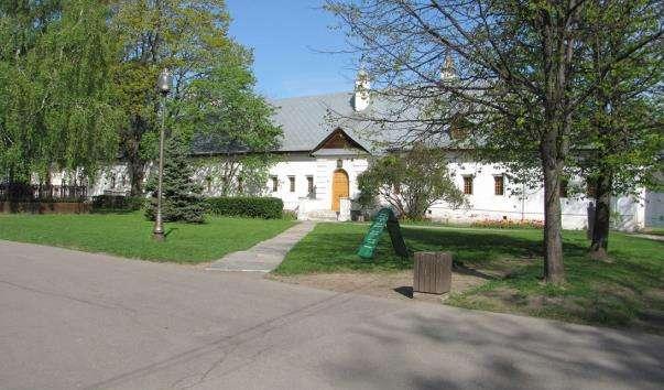 Співочі палати Новодівичого монастиря