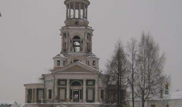 Церква Спаса Нерукотворного Образу
