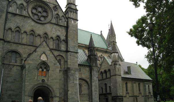 Кафедральний собор Нідарос