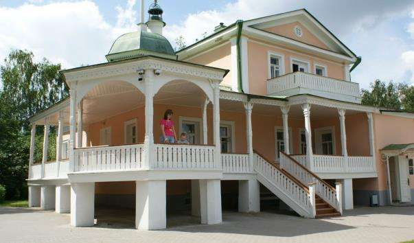 Будинок Кашиної-музей поеми Ганна Снегина