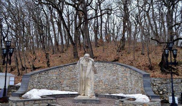 Памятник Пушкіну