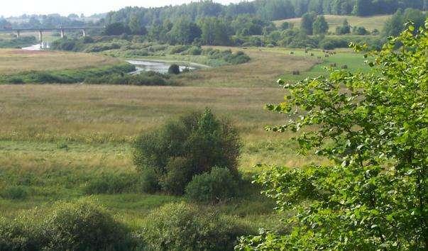 Річка Сороть