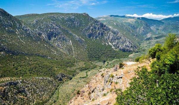Національний парк Парнас
