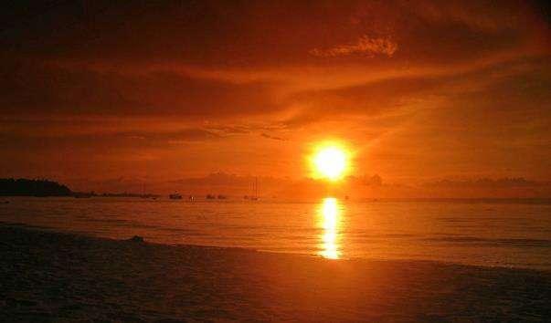 Пляж Охчутил