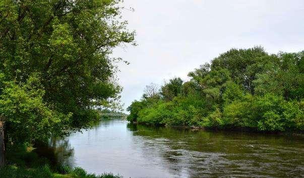 Річка Західний Буг