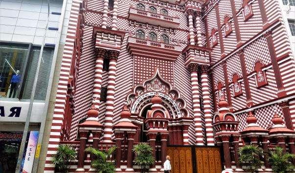 Мечеть Джамуль-Альфаро