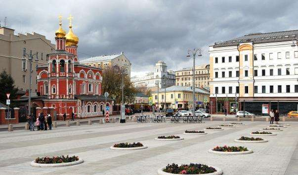 Словянська площа