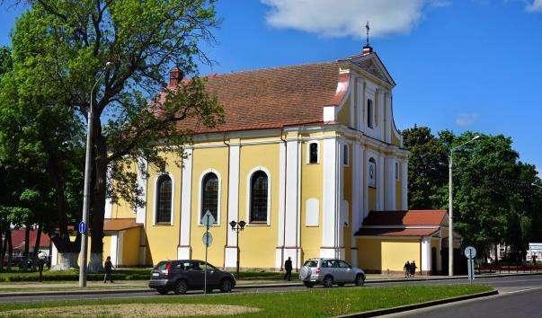 Церква Воздвиження Святого Хреста