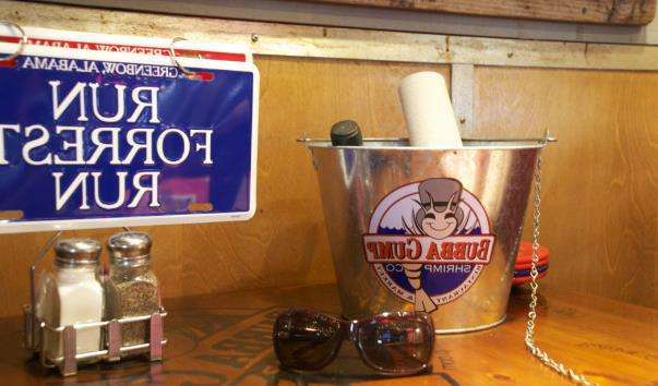 Ресторан Bubba Gump Shrimp Co.