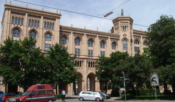 Будівля Уряду Верхній Баварії