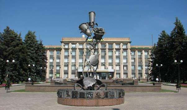 Будівлю Донецької адміністрації