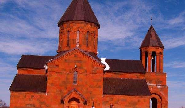 Вірменська церква в Нижньому Новгороді