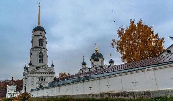 Свято-Тихонівський Преображенський жіночий монастир