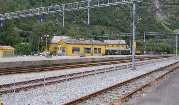 Станція «Флом»