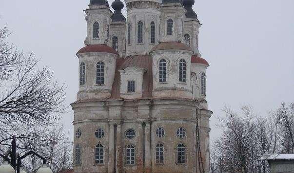 Церква Косьми і Даміана