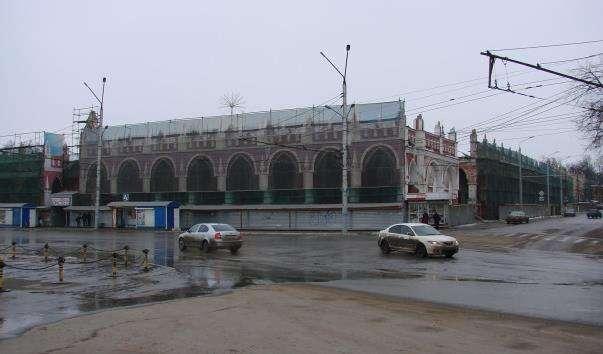 Гостинний двір в Калузі
