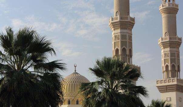 Мечеть Корніш у Шарджі
